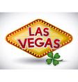 Casino game design vector image