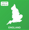 england map icon business concept england vector image