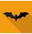 Happy Halloween Flat design vector image