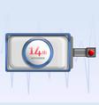 november diabetes day concept background cartoon vector image vector image