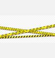 quarantine biohazard danger rossed yellow vector image