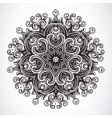 decorative ornament vector image vector image