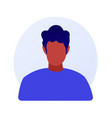 african american man portrait concept
