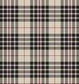 Blackberry tartan seamless pattern vector image vector image