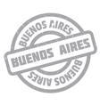 buenos aires rubber stamp
