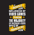 gamer quotes and slogan good for t-shirt if vector image vector image
