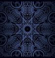 luxury ornamental vintage premium background vector image vector image