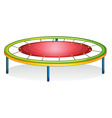 Play equipment vector image