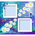design photo frames vector image vector image