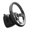 steering wheel vector image
