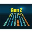 Generation z word