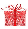 Stylized gift vector | Price: 1 Credit (USD $1)