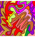 color art wallpaper vector image vector image