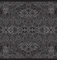 ethnic bohemian arabesque pattern zigzag vector image vector image