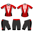 Clothing sports vector image vector image