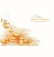 happy islamic holidays background
