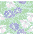 flowers handdrawn 10 380 vector image vector image