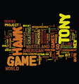 the inside track on tony hawk s project text vector image vector image