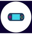 Game gadget computer symbol vector image vector image
