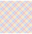 red blue and yellow checkered colorful seamless vector image vector image
