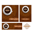 Coffee Print Template