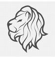 Lion symbol logo emblem vector image vector image