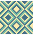 Geometrical pattern in green vector image