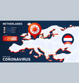 isometric map europe with highlighted country vector image vector image
