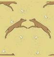 wolf zen tangle chinese horoscope vector image vector image