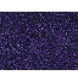Abstract violet and dark purple tiles on the wall vector image