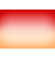 Beige Red Gradient Background vector image vector image