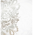 silver background for design vector image