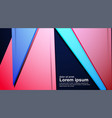 abstract background overlapping shape new texture vector image vector image