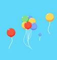 balon vector image vector image