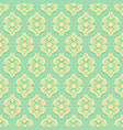 vintage seamless pattern in victorian style vector image