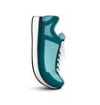 sport shoe realistic image vector image vector image