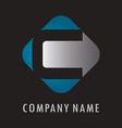 C business logo