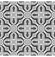 Flower Pattern Weave Damask vector image