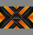 futuristic modern gaming concept banner vector image vector image