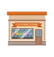 Clothing Store Commercial Building Facade Design