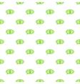 Info speech bubble pattern cartoon style vector image