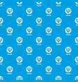 primecoin pattern seamless blue vector image vector image