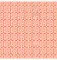 minimal geometric vintage seamless pattern design vector image