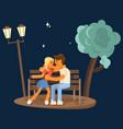 love concept design vector image