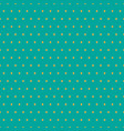 yellow polka dots on blue background vector image vector image