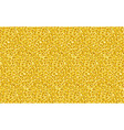 abstract gold glittering background with sparkles vector image vector image