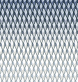 Fish scales background vector image
