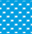 flag of singapore pattern seamless blue vector image vector image