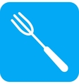 Single Fork vector image