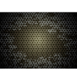 Steel plate rusty abstract pattern vector image vector image